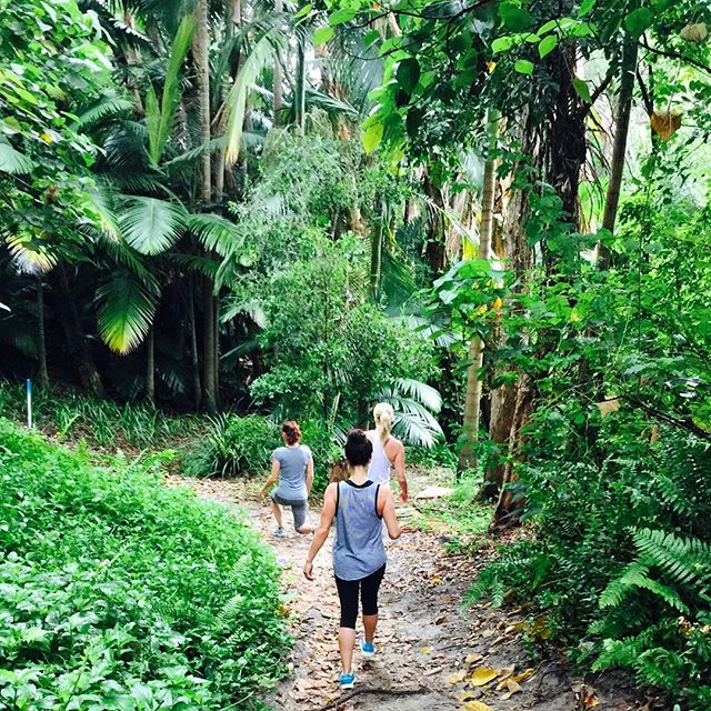Luxe Fitness Escapes - Mum Walks