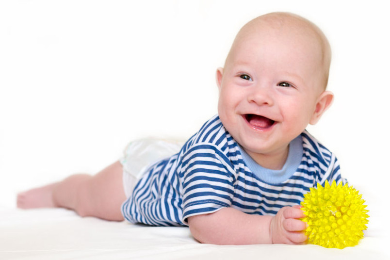 4 Month Old Baby Milestones Development And Activities