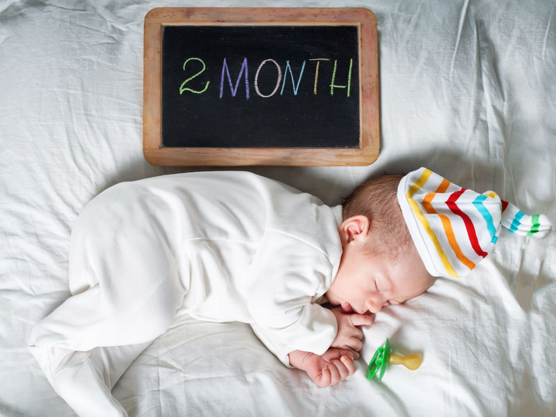 2 Month Old Baby Milestones And Activities