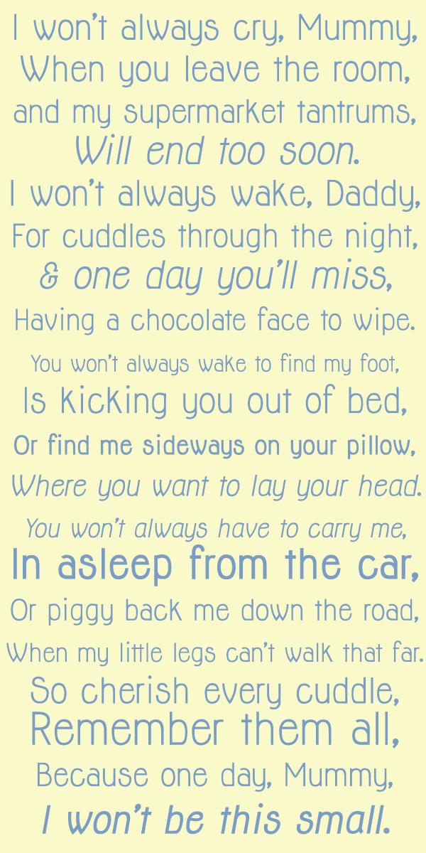 I-wont-always-cry-Mummy-poem