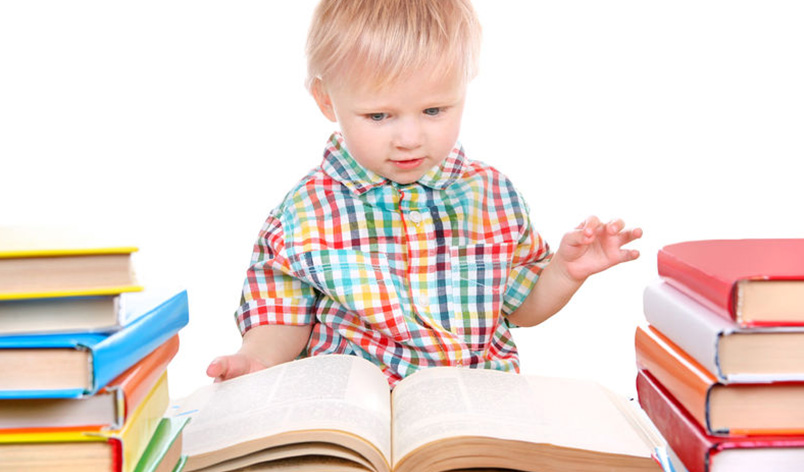 Books for Babies first library
